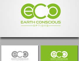 "mille84 tarafından Design a Logo ""Earth Conscious Options"" (E.C.O.) for Green Seal Certified Paper Line için no 18"