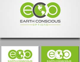 "mille84 tarafından Design a Logo ""Earth Conscious Options"" (E.C.O.) for Green Seal Certified Paper Line için no 21"