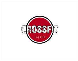 #148 untuk Design a Logo for CrossFit Gym (CrossFit La Côte) oleh FERNANDOX1977