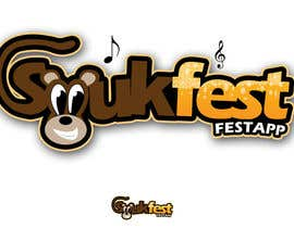 #24 for Design a Logo for party/festival app af rogeliobello