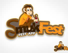 #41 for Design a Logo for party/festival app by rogeliobello