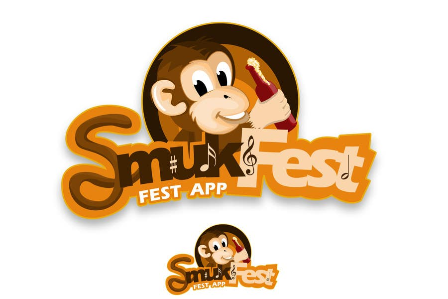 #42 for Design a Logo for party/festival app by rogeliobello