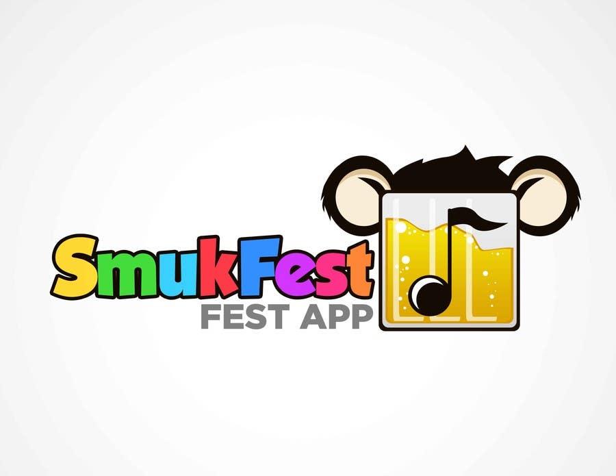 #12 for Design a Logo for party/festival app by alvinamaru