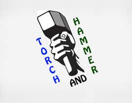 #2 untuk Design a Logo for Torch and Hammer oleh radibcawasa124