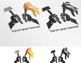 #17 untuk Design a Logo for Torch and Hammer oleh hics