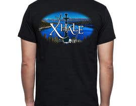 #16 for Design a T-Shirt for Xhale af aidanstewart7