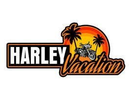 #25 untuk Design a logo for our Harley Davidson Motorcycle Vacation company oleh emilitosajol