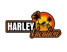 #26 untuk Design a logo for our Harley Davidson Motorcycle Vacation company oleh emilitosajol