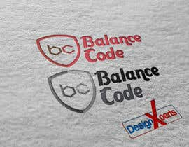 #466 for Design a Logo for Balance Code by faisal7262