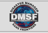 Graphic Design Entri Peraduan #28 for Disaster Managers Sans Frontiers - updated.