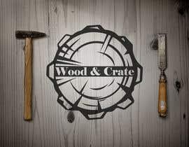 #72 untuk Design a Logo for Wood & Crate oleh olegpavlyuk