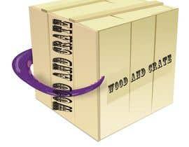 Nro 55 kilpailuun Design a Logo for Wood & Crate käyttäjältä noumanirfan3