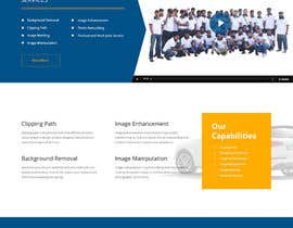 #8 for Design a Website Mockup for clippingpathasia.com by syrwebdevelopmen