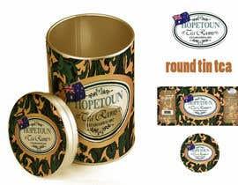 #22 for Tea Tin Design af abdellahboumlik