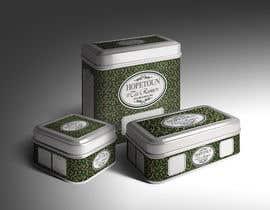 #25 untuk Tea Tin Design oleh skanone
