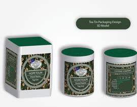 #12 for Tea Tin Design af vikasswami