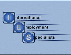 #62 for Design a Logo for International Employment Specialists by andiacos