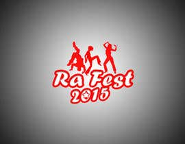 #3 for RA Fest Logo by MadaSociety