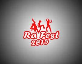 Nro 3 kilpailuun RA Fest Logo käyttäjältä MadaSociety