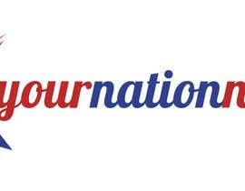 #71 untuk Design a Logo for yournationnews.com oleh kmsinfotech