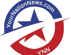 #89 for Design a Logo for yournationnews.com by kmsinfotech