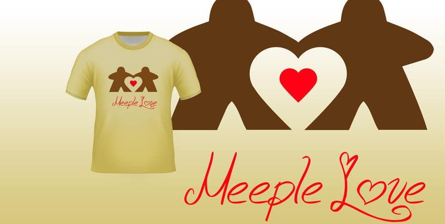 Kilpailutyö #10 kilpailussa Design a T-Shirt for a new niche T-Shirt company