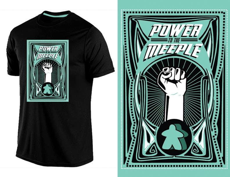 Kilpailutyö #9 kilpailussa Design a T-Shirt for a new niche T-Shirt company
