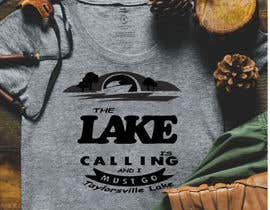 #40 for Design a T-Shirt for Lake by dohaabdelmoamen