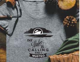 #17 for Design a T-Shirt for Lake af rubayet58