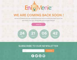 "#6 untuk Build a ""Coming Soon Website"" for my Baby Producct Brand oleh freeoutsourcer"