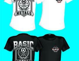 Nro 11 kilpailuun Design a T-Shirt for my Recycling Company käyttäjältä mj956