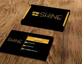 #85 for Design a Business Cards for SHINE Photobooth Co. by sanratul001