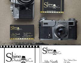 #78 cho Design a Business Cards for SHINE Photobooth Co. bởi vpavliuk