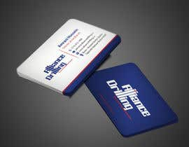 #76 untuk Design some Business Cards for Drilling Riggs oil & gas oleh imtiazmahmud80