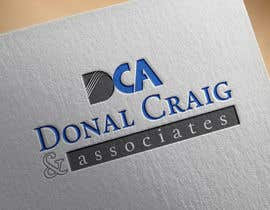 #14 untuk Design a Logo for Donal Craig and Associates oleh DesignDock