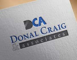 #14 for Design a Logo for Donal Craig and Associates by DesignDock