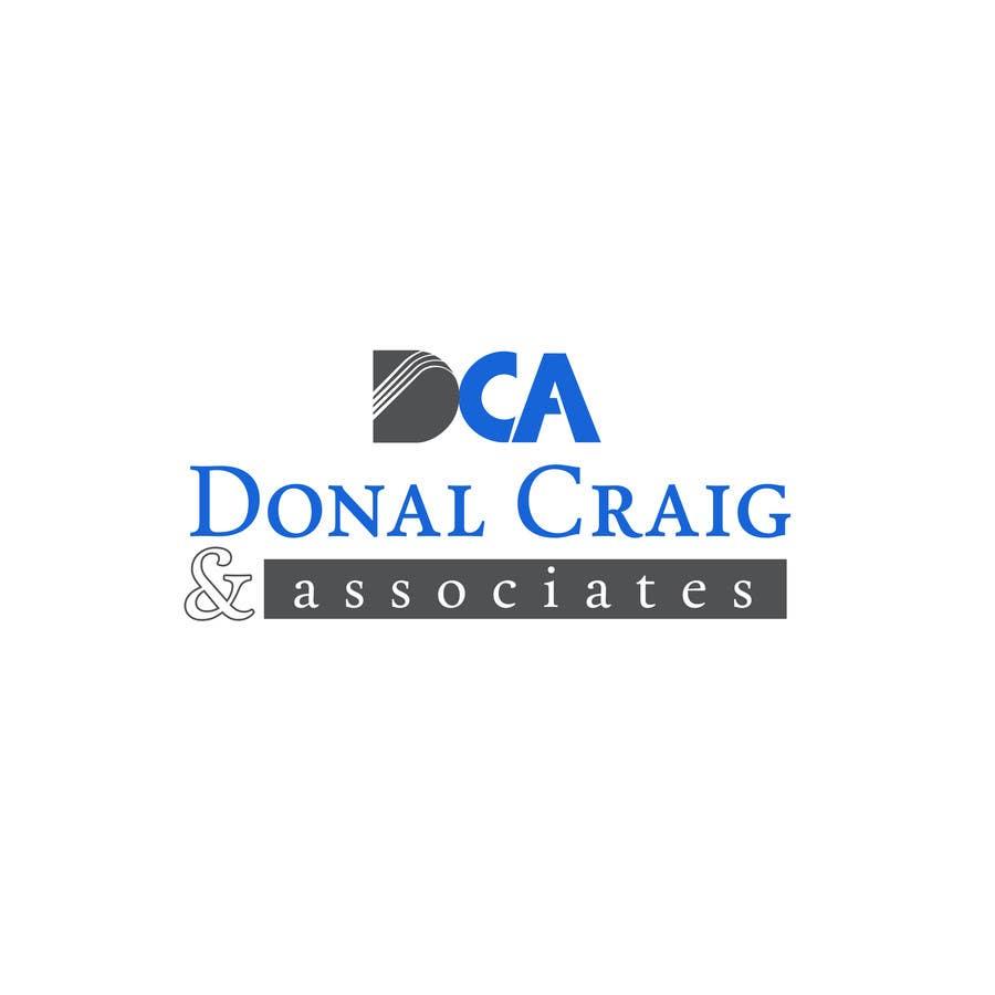 Penyertaan Peraduan #16 untuk Design a Logo for Donal Craig and Associates