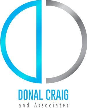 Penyertaan Peraduan #29 untuk Design a Logo for Donal Craig and Associates
