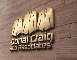 #9 for Design a Logo for Donal Craig and Associates by andrei215