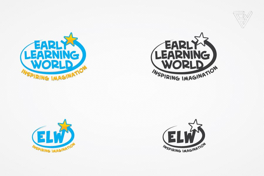 #19 for Design a Logo for Early Learning World by Ferrignoadv