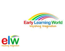 #32 para Design a Logo for Early Learning World por Designer0713