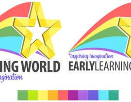 #57 para Design a Logo for Early Learning World por Berbatov