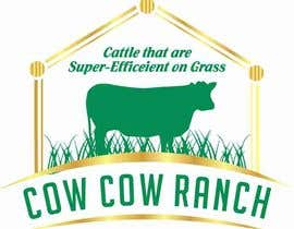 #87 for Design a Logo for Cow Cow Ranch by ata786ur