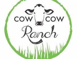 Nro 22 kilpailuun Design a Logo for Cow Cow Ranch käyttäjältä rohit4sunil