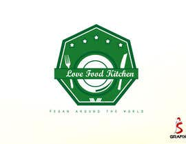 #60 for Design a Logo for a Vegan Travel Food Portal af i5grafix