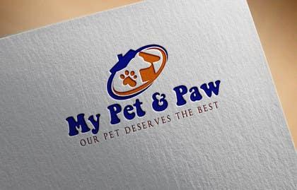 #62 untuk Design a Logo for My Pet & Paw -- 3 oleh olja85