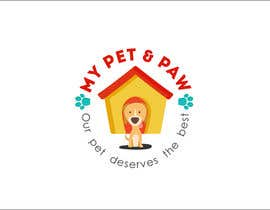 #93 for Design a Logo for My Pet & Paw -- 3 by NikWB