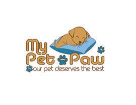 #46 for Design a Logo for My Pet & Paw -- 3 by andreealorena89