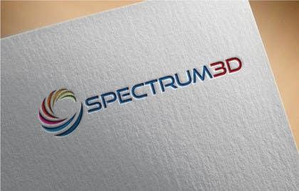 Nro 42 kilpailuun Design a Logo for Spectrum 3D käyttäjältä alyymomin