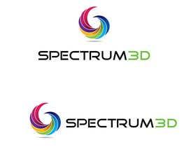 Nro 78 kilpailuun Design a Logo for Spectrum 3D käyttäjältä kay2krafts